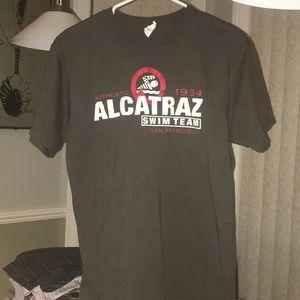 Alcatraz shirt